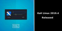 "Kali Linux 2019.4'de Yeni Mod Eklendi : "" Undercover MOD """