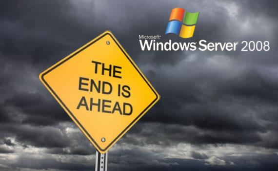 Windows Server 2008 ve 2008 R2 için Uzatılmış Destek Süresi 14 Ocak 2020 Tarihinde Sonra Eriyor