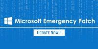 Microsoft'tan Zero-day ( Sıfırıncı Günlük ) Zafiyeti İçin Güncelleme