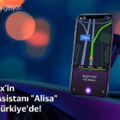 Yandex Akıllı Asistanı Alisa Türkiye'de!