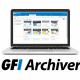 GFI Mail Archiver Kurulum Adımları