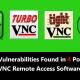 4 Adet VNC Yazılımında 37 Güvenlik Açığı