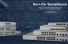 IP Kamera/CCTV Projeleri için Doğru Switch Seçmek Neden Önemli?