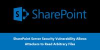 SharePoint Sunucular 'da Güvenlik Açığı Tespit Edildi