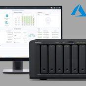 Synology Nas Cihaz Üzerinden Azure Platforma Alınan Yedeğin Restore Edilmesi
