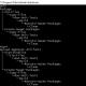 C# .Net Core Console Ascii Ağaç Yapısı Oluşturma