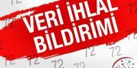 KVKK Kapsamında 2019 Yılında Türkiye'de Yaşanan Veri İhlalleri
