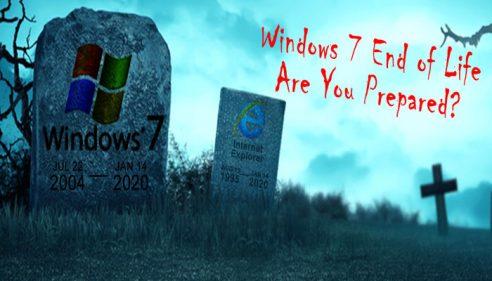 Microsoft Windows 7 İçin Security Essentials Güncellemesini Sona Erdiriyor