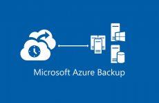 Azure Backup – File & Folder Backup Alma