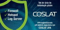 COSLAT ve CISCO ISE Entegrasyonu