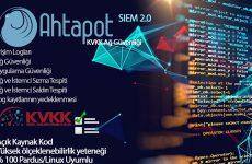 Ahtapot SIEM 2.0 sürümü olarak güncellendi