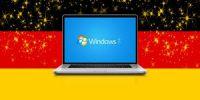 Alman Hükümeti Windows 7 Genişletilmiş Güvenlik Güncelleştirmeleri İçin 800.000 € 'Dan Fazla Ödeyecek