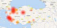 Türk Telekom İnternet Servislerinde Erişim Sorunu