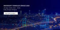 Microsoft Teknoloji Zirvesi 2020 İçin Kayıtlar Açıldı