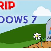 Windows 7 Öldü