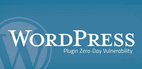 Eğer WordPress Sitenizde Bu Eklentiyi Kullanıyorsanız Her An Hacklenebilirisiniz