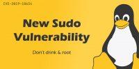 Sudo'da Ortaya Çıkan Zafiyet Linux Ve macOS İşletim Sistemlerinde Yetki Yükseltilmesine İzin Veriyor