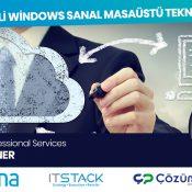 Webcast – Bulut Temelli Windows Sanal Masaüstü Teknolojisi (VDI)