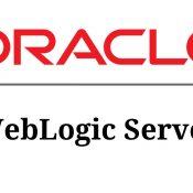 Oracle Weblogic Server 14 Bölüm – 1 Kurulum
