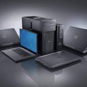 Dell Precision Workstation Ayrıcalıkları