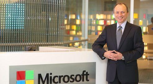 Microsoft Türkiye'de Görev Değişikliği, Ayrılık Değil Kısa Bir Mola