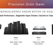 Dell Precision Mobile Workstation Ürün Ailesi