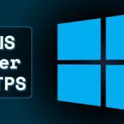 Windows 10'a HTTPS Üzerinden DNS Desteği Geliyor