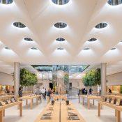 apple tedarik yöneticisi mağalazarı açıyor