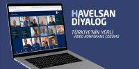 Havelsan Diyalog ile Video Konferansa Yeni Bir Soluk Geliyor