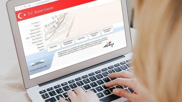 Elektronik Haberleşme Sektöründe Kişisel Verilerin İşlenmesi ve Gizliliğin Korunmasına İlişkin Yönetmelik Resmi Gazete'de Yayınlandı