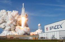 SpaceX: Nasa Astronotlarını Taşıyan Uzay Aracı Fırlatıldı