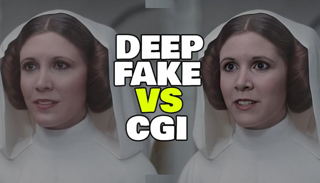 Disney'in Deepfake Teknolojisi Hızla Gelişiyor