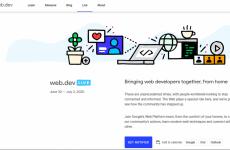 Google web.dev üzerinden canlı etkinlik planlıyor