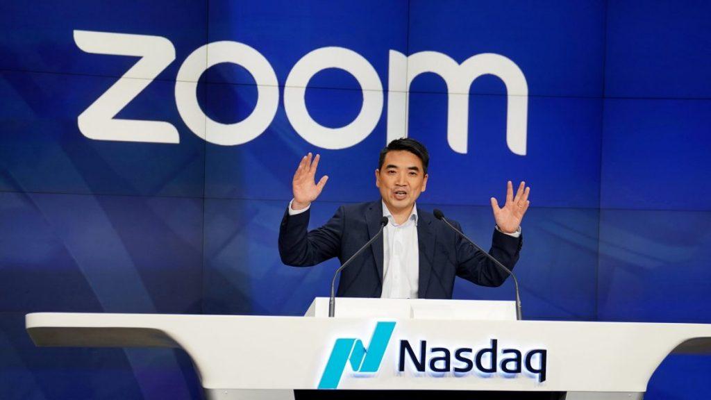 video konferans uygulaması zoom gelirini katladı
