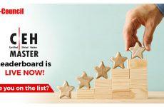 Ekip Üyemiz Kadir Yapar EC-Council Certified Ethical Hacker Master World Ranking İçerisinde 5. Sırada Yer Aldı