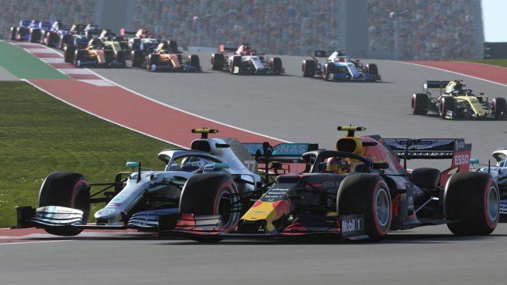 F1 resmi oyunu satışa sunuldu.
