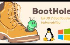 Linux GRUB2'de Kritik Zafiyet