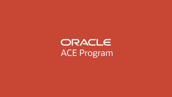 Ekip Üyemiz Buğra PARLAYAN Oracle ACE Ödülünü Almaya Hak Kazandı