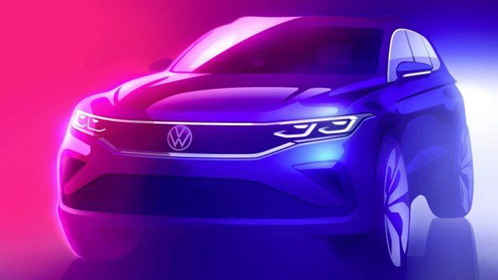 Vw Tiguan yeni nesil aracı tanıtıldı.