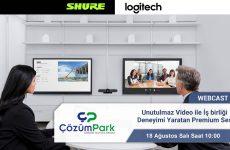 Webcast – Unutulmaz Video ile İş birliği Deneyimi Yaratan Premium Ses – 18 Ağustos Salı Saat 10:00