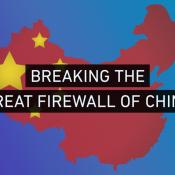 Çin, Büyük Güvenlik Duvarında güncelleme yaptı!
