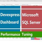 Devexpress Dashboard ve SQL Server'da Büyük Veri ile Dashboard Performansı