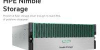 Nimble Storage Genel Bakış
