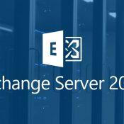 Exchange Server 2010′ dan 2016′ ya Public Folder Taşıma İşlemleri