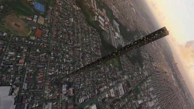 AI ve Microsoft Flight Simulator