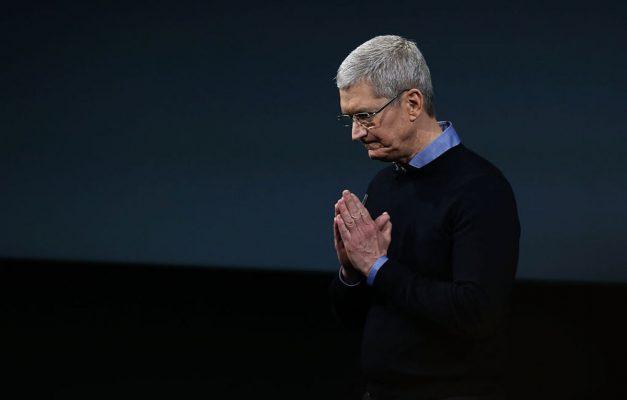 Apple Patronu Tim Cook Milyarderler Kulübüne Katıldı