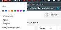 Yeni Google Chrome Update'i ile Sekmeleri Renk ve İsimlerle Gruplandırın
