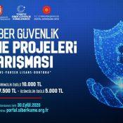 2. Siber Güvenlik Bitirme Projeleri Yarışması başlıyor!