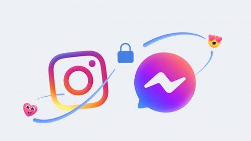 Facebook, Instagram ve Messenger Arası Mesajlaşma Özelliği Getiriyor