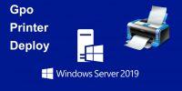 Windows Server 2019 Üzerinde Group Policy Kullanarak Yazıcı Dağıtımı